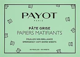 Kup Bibułki matujące - Payot Pate Grise Emergency Anti-Shine Sheets
