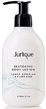 Kup Rewitalizujący balsam do ciała z ekstraktem z cytryny, geranium i szałwi - Jurlique Restoring Body Lotion Lemon Geranium and Clary Sage