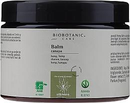 Kup Balsam do włosów z olejem z nasion konopi - BioBotanic Silk Wave Hemp Balm