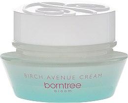 Wygładzający krem odżywczy do twarzy - Borntree Bloom Birch Avenue Cream — фото N2