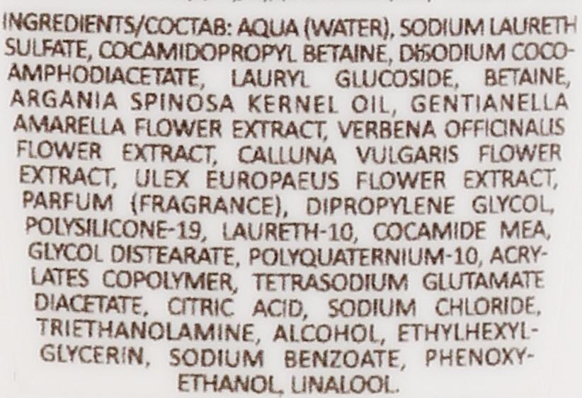 Nabłyszczający szampon do włosów farbowanych - Brelil Bio Treatment Colour Illuminating Shampoo For Coloured Hair — фото N3