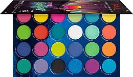 Kup Paleta cieni do powiek - Rude Cosmetics City of Neon Lights