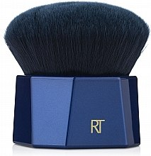 Miękki pędzel kabuki do makijażu - Real Techniques PowderBleu Plush Kabuki Soft Brush — фото N1
