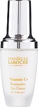 Kup Rewitalizujący krem pod oczy z witaminą C - Danielle Laroche Cosmetics Vitamin C+ Restorative Eye Cream