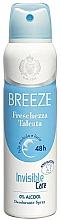 Kup Breeze Deo Freschezza Talcata - Dezodorant w sprayu