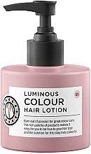 Kup Termoochronny balsam do włosów farbowanych - Maria Nila Luminous Colour Hair Lotion