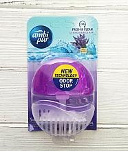 Kup Odświeżacz powietrza do toalety - Ambi Pur Lavender & Rosemart