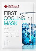 Kup Chłodząca maska hydrożelowa do skóry podrażnionej - Cell Fusion C First Cooling Mask