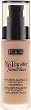Kup Podkład - Pupa No Transfer Foundation