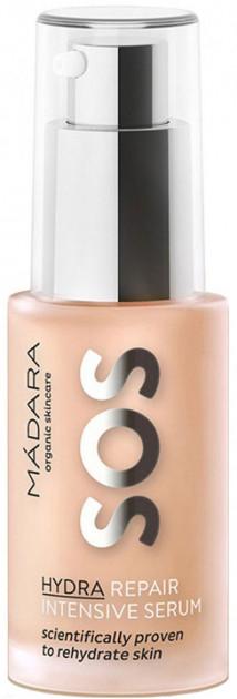 Nawilżające intensywne serum naprawcze - Madara Cosmetics SOS HYDRA Repair intensive serum — фото N1