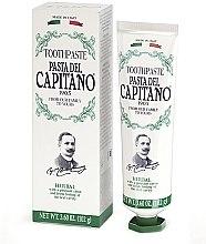 Kup Pasta do zębów Naturalne zioła - Pasta Del Capitano 1905 Natural Herbs Toothpaste