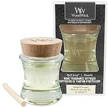 Kup Dyfuzor zapachowy - Woodwick Home Fragrance Diffuser Island Coconut