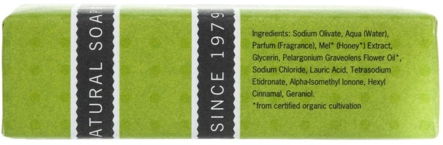 Oliwkowe mydło kosmetyczne - Apivita Natural Soap with Olive — фото N2