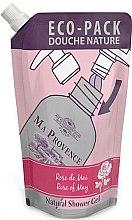 Kup Żel pod prysznic Róża majowa - Ma Provence Rose of May Shower Gel Eco Pack (uzupełnienie)