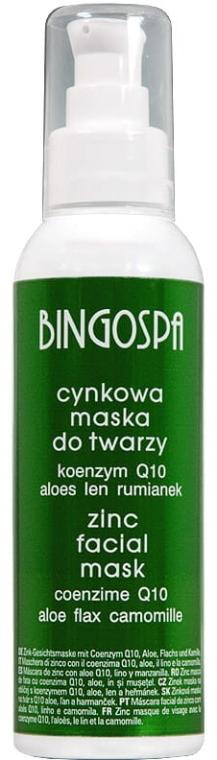 Cynkowa maska do twarzy - BingoSpa Zinc Mask