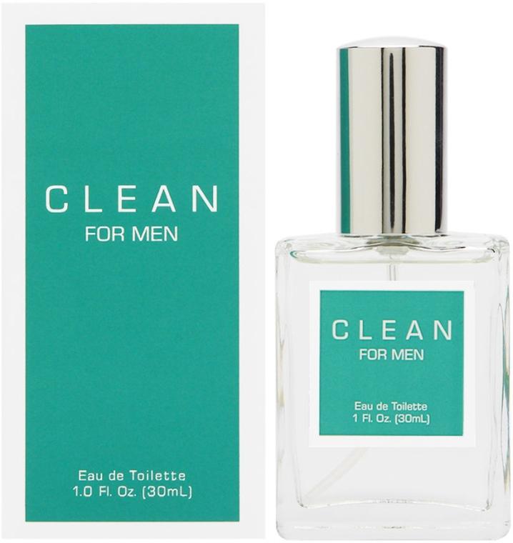 Clean For Men - Woda toaletowa — фото N1