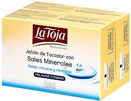 Kup Zestaw - La Toja Hidrotermal Toilet Soap With Mineral Salt (soap/2x125g)