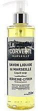 Kup Mydło w płynie, Werbena i cytryna - La Corvette Liquid Soap