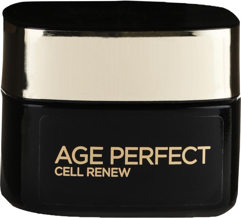 Odbudowujący krem do twarzy na dzień 50+ - L'Oreal Paris Age Perfect Cell Revival Day Cream — фото N2