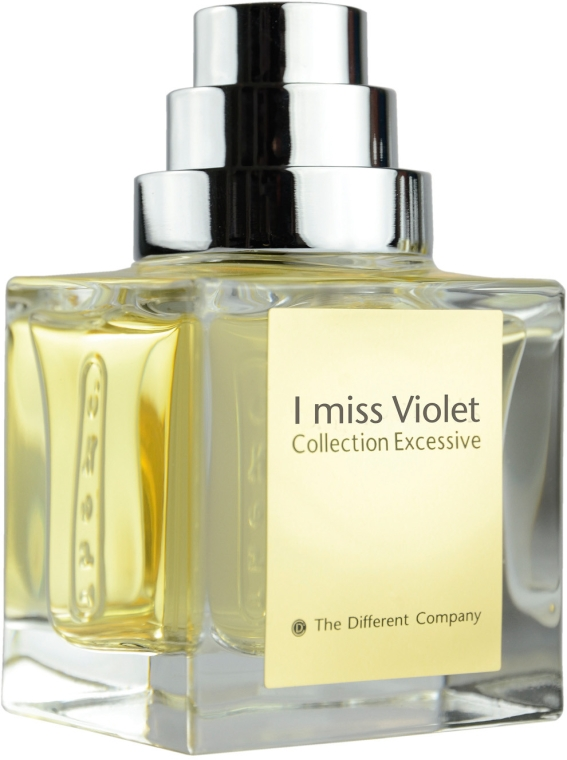 The Different Company I Miss Violet - Woda perfumowana — фото N1