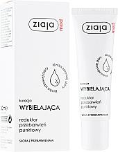Kup Krem redukujący przebarwienia skóry twarzy - Ziaja Med Kuracja wybielająca