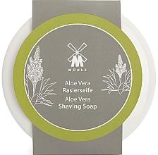 Kup Mydło do golenia - Muhle Aloe Vera Shaving Soap