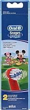 Kup Końcówki do szczoteczki elektrycznej dla dzieci EB10 Myszka Miki - Oral-B Stages Power Disney