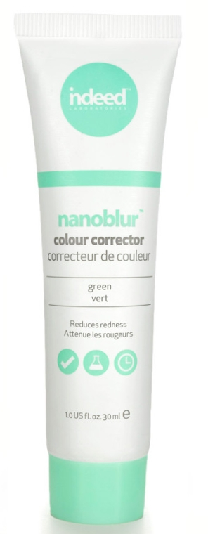 Korektor do twarzy - Indeed Laboratories Nanoblur Colour Corrector — фото N2