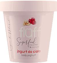 Kup Jogurt do ciała Malina i migdał - Fluff Body Yogurt Raspberries and Almonds