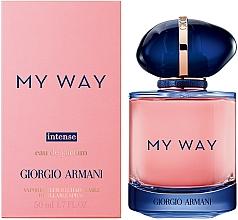 Kup Giorgio Armani My Way Intense - Woda perfumowana