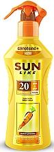Kup Przeciwsłoneczne mleczko w sprayu do ciała SPF 20 - Sun Like Body Milk SPF 20