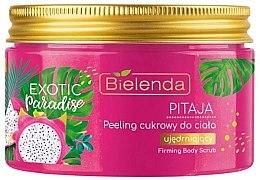 Kup Ujędrniający peeling cukrowy do ciała Pitaja - Bielenda Exotic Paradise Peel