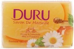 Kup Mydło kosmetyczne Rumianek i miód - Duru Savon De Marseille Soap