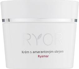 Kup Krem z olejkiem amarantowym do cery bardzo wrażliwej - Ryor Ryamar