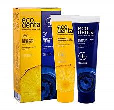 Kup Zestaw past do zębów na dzień i noc - Ecodenta Super + Natural Oral Care (2 x t/paste 100 ml)