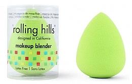 Kup Gąbka do makijażu, zielona - Rolling Hills Makeup Blender Green