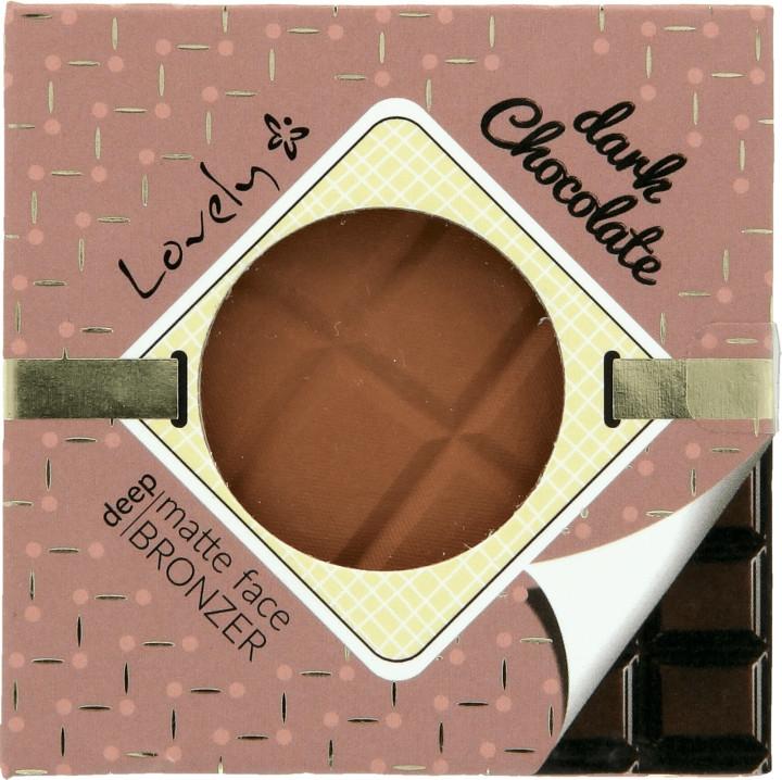 Bronzer do twarzy i ciała - Lovely Chocolate Bronzer