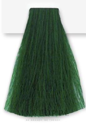 PRZECENA! Farba do włosów - I.C.O.N. Playful Brights Direct Color * — фото Acid Green