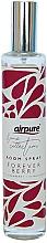 Kup Odświeżacz powietrza w sprayu Jagody - Airpure Room Spray Home Collection Forever Berry
