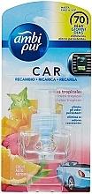 Kup Wkład do odświeżacza - Ambi Pur Air Freshener Refill Tropical Fruits