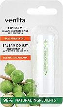Kup Balsam do ust Olej makadamia - Venita Lip Balm Macadamia Oil
