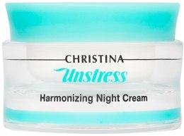 Kup Normalizujący krem do twarzy na noc - Christina Unstress Harmonizing Night Cream