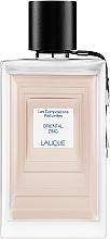 Kup Lalique Oriental Zinc - Woda perfumowana