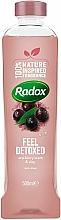 Kup Płyn do kąpieli - Radox Feel Detoxed Bath Soak