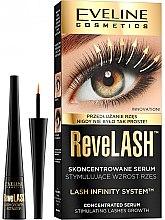 Kup Skoncentrowane serum stymulujące wzrost rzęs - Eveline Cosmetics Revelash