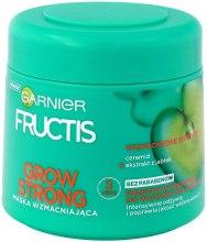 Kup Wzmacniająca maska do włosów - Garnier Fructis Grow Strong Mask