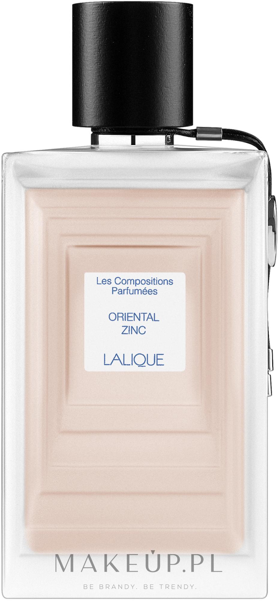 lalique les compositions parfumees - oriental zinc