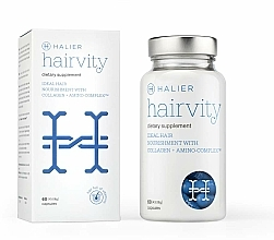 Kup Kapsułki przeciw wypadaniu włosów - Halier Hairvity Suplement Women