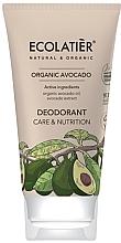 Kup Dezodorant Pielęgnacja i odżywienie - Ecolatier Organic Avocado Deodorant
