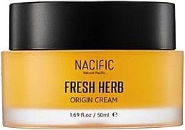 Kup Intensywnie nawilżający krem do twarzy - Nacific Fresh Herb Origin Cream
